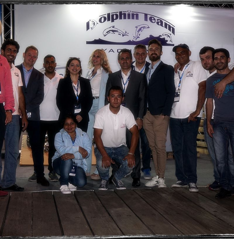 Dolphin team yachting: exclusive distributor in Lebanon